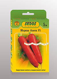 Семена на ленте Морковь Анета F1
