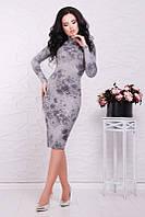 Платье Tiffany черные розы