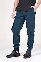 Мужские штаны Feel&Fly CARGO BOLF WINTER NAVY  , фото 1