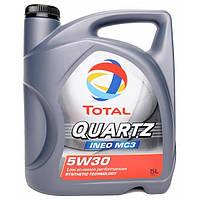 Автомобильное моторное масло TOTAL QUARTZ INEO MC3 5W-30 5л