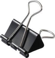 Біндер Axent 25 мм чорний 12штук 4402-А
