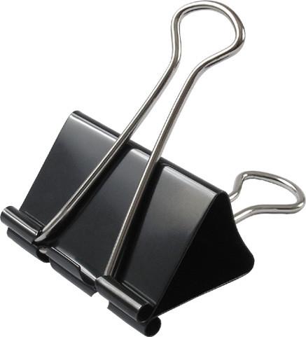 Биндер Axent 51 мм черный 12штук 4405-А
