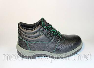Ботинки мужские черные Польша