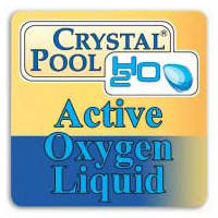 Активный кислород для бассейна Active oxygen Liquid Crystal pool (30 кг)