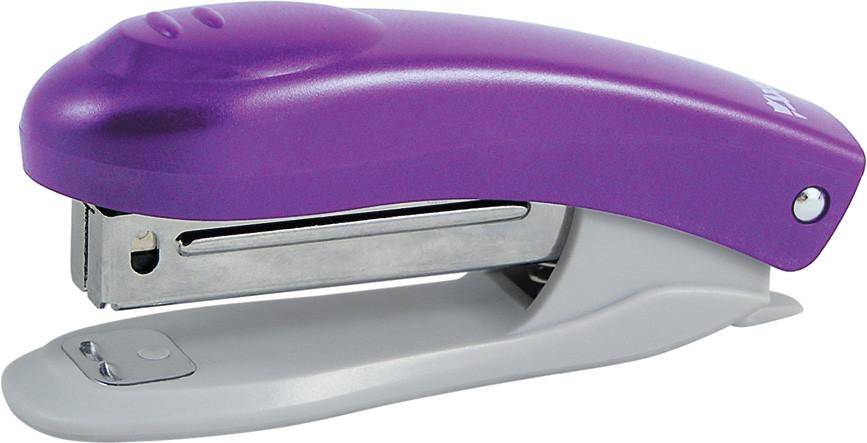 Степлер Axent скоба 10 Welle 12л фиолетовый 4813-11-А