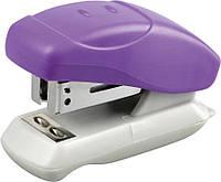 Степлер №24/6 (Welle, Axent, 12л, фиолетовый, 4814-11-А)