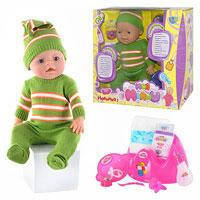 Кукла-пупс Limo Toys Мой малыш M0239 E-Q (теплая одежда)