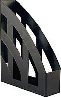 Лоток вертикальный (Бюджет, Delta by Axent, черный, D4006-01)