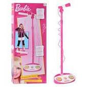 Микрофон с усилителем IMC Toys Barbie 784185