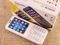 Мобильный телефон Nokia 222 копия Экран 2.4''