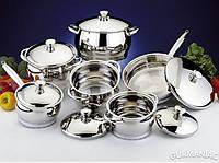 Набор посуды BergHOFF Cosmo 12 предметов (1112268)