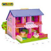 Wader (Вадер) 25400 Домик для кукол
