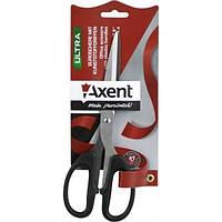 Ножницы Axent Ultra 19см канцелярские черные 6211-01-А