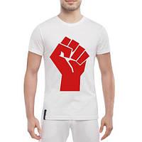 Мужская футболка 'FIST'