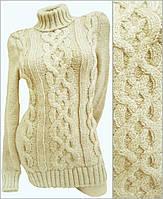 Купить свитер в интернете недорого, недорогие женские кофты, кофта купить Украина, размеры 44-50. Лен