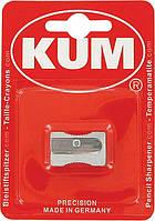 Точилка KUM без контейнера металическая клиновидная блистер 401 A7