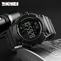 Оригинальные Smart часы Skmei 1245 Brutal | Cмарт Bluetooth | Спортивные мужские часы, фото 1