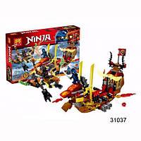 Конструктор Lele Ninja 31037 Дракар нинзя, 297 деталей