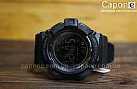Оригинальные Smart часы Skmei 1245 Brutal | Cмарт Bluetooth | Спортивные мужские часы