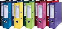 Папка регистратор,  7,5см (Prestige, Axent, А4, двухстор. покр, РР, розовая, 1712-10C-А)