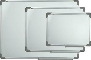 Дошка сухостераемая 90Х120см Axent магнітна алюм рамка D9613