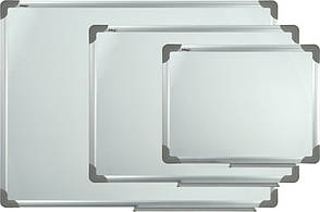 Доска сухостераемая Axent 90Х120см магнитная алюм рамка (D9613)