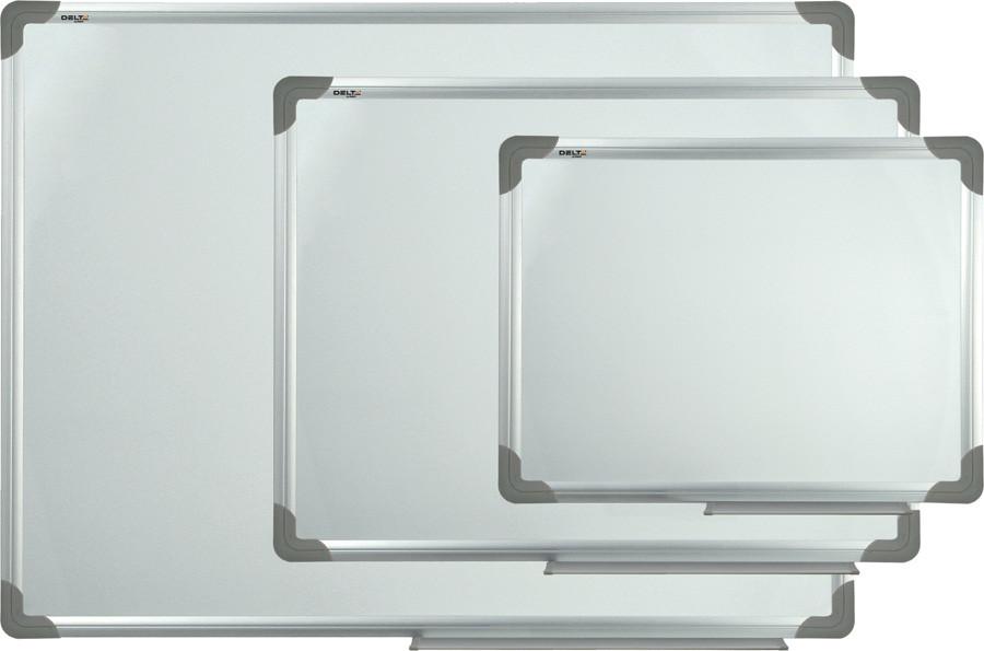 Доска сухостераемая 60Х90см Axent магнитная алюм рамка D9612