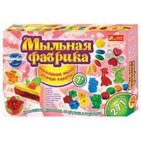 Набор Мыльная фабрика Ranok Creative 9010 15100109р