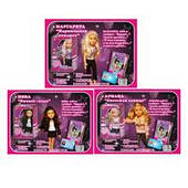 Интерактивная Кукла S+S Toys SR 0011-2-3 3 вида