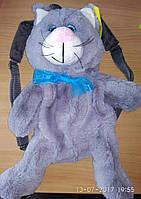 Рюкзак игрушкаКотик B179
