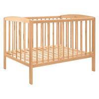 Деревянная детская кроватка Гойдалка 0120
