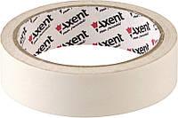 Лента клейкая Axent двухсторонняя скотч 24ммХ10м 3101-А
