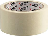 Лента клейкая бумажная (Axent, скотч малярный, 48ммХ20м, 3148-А)