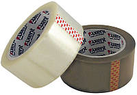 Лента клейкая Axent упаковочная скотч 48ммx50ярд 45 мкм проз 3041-01-А