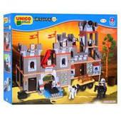 Конструктор Unico 8570-0000 замок рыцаря, 359 дет, 58-47-13см