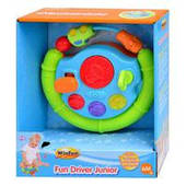 Музыкальная игрушка Автотренажер Winfun 0705 NL