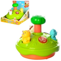 Музыкальная игрушка Юла WinFun 0726 NL