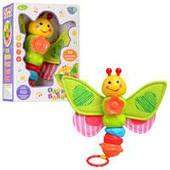 Погремушка Чудо гусеница Play smart (Joy Toy) 0956