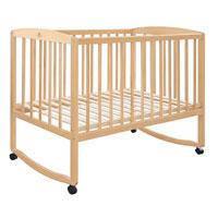 Кровать для детей 0445 (1шт) деревянная (бук), дуги, 120-60см