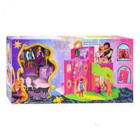 Замок 1373 (12шт) РП, фигурки, мебель, в кор-ке, 59-32-10см