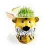 Керамический травянчик с семенами Тигр 114-108386