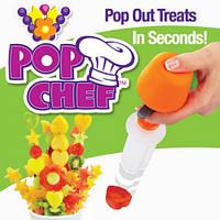 Набор форм для карвинга Pop Chef 92-87596
