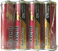 Батарейки АА, R6 (Axent, 4шт, 5556-1-А)