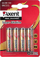 Батарейки LR03 ААА Axent 4шт 5553-А