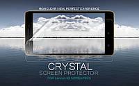 Защитная пленка Nillkin Crystal для Lenovo A7000/K3 Note/K50T
