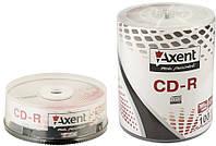 Диски CD-R Axent 52X 100 шт bulk 8101-А