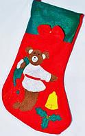 Новогодний носок Аппликация 218-215776