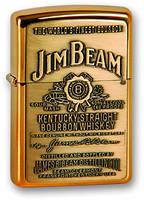 Зажигалка Zippo Jim Beam. Реплика