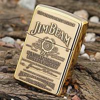 Зажигалка Zippo Jim Beam. Реплика, фото 1