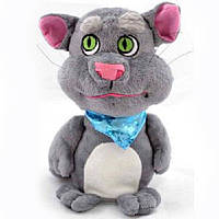 Плюшевый кот Том - повторюшка 205-1911076